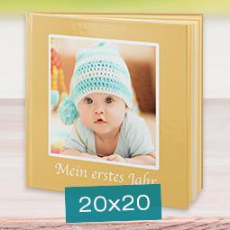 Ruck Zuck Fotobuch 20x20cm