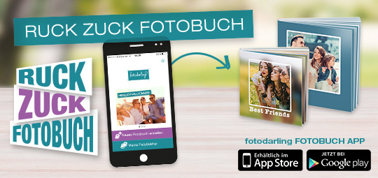 Ruck Zuck Fotobuch