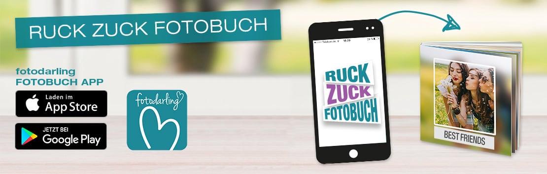 Ruck Zuck Fotobuch - in weniger als 5 Minuten