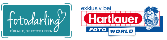 fotodarling exklusiv bei Hartlauer Foto World