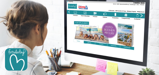 fotodarling App und Bestellsoftware